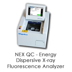 Energy Dispersive Xray Florescence Analyzer