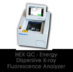 Energy Dispersive Xray Florescence Analyzer