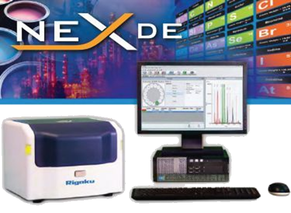 high performance benchtop Energy Dispersive X-ray Fluorescence (EDXRF) elemental analyzer