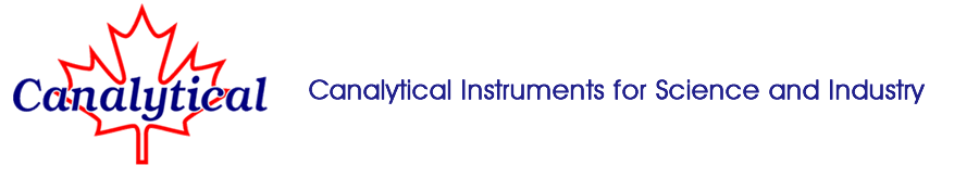 Canalytical Instruments for Science and Industry